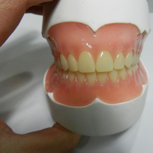 Color Roof Sheet Dental Lab Dental Prosthesis -