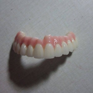 Pre-Painted Roofing Sheet Dental Patient Education Model -