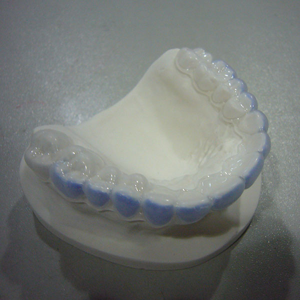 Prepainted Roofing Sheet Implant Teeth Model -